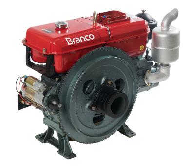 Motor Branco BDA 18.0T Termossifão Part. Manual 90315420 (a Diesel, Refrigerado a Água)