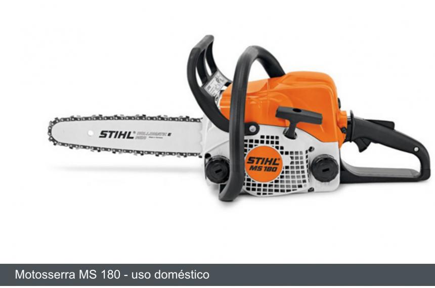 MS 180 Motosserra,35cm/14