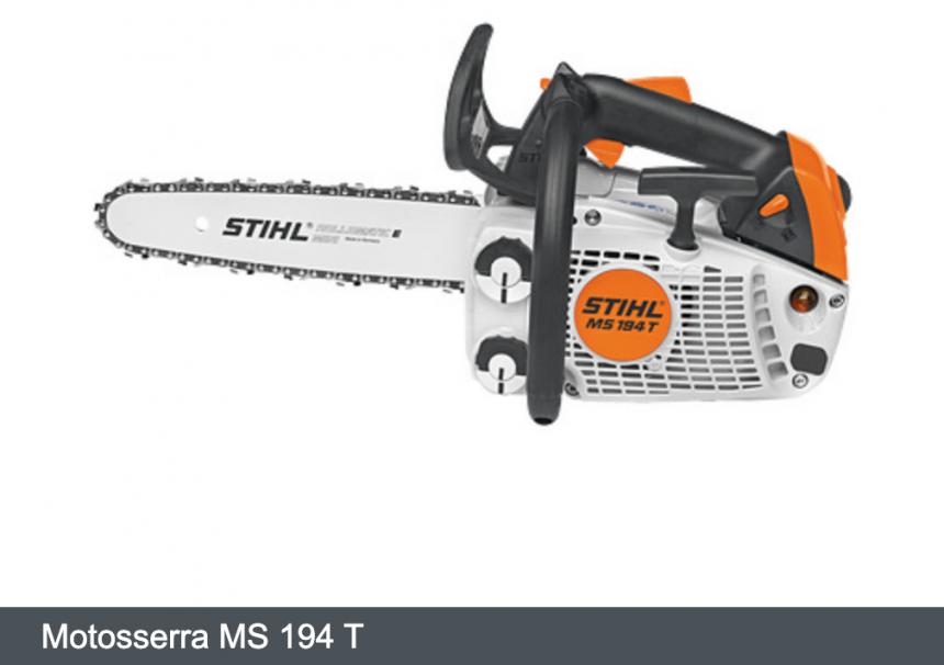 MS 194 T Motosserra,30cm/12