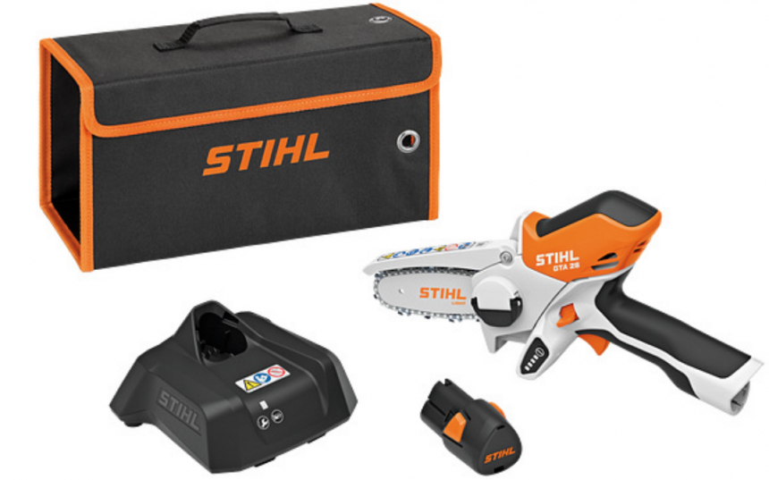 Podador de Galhos a bateria Stihl - GTA 26 com carregador e bateria