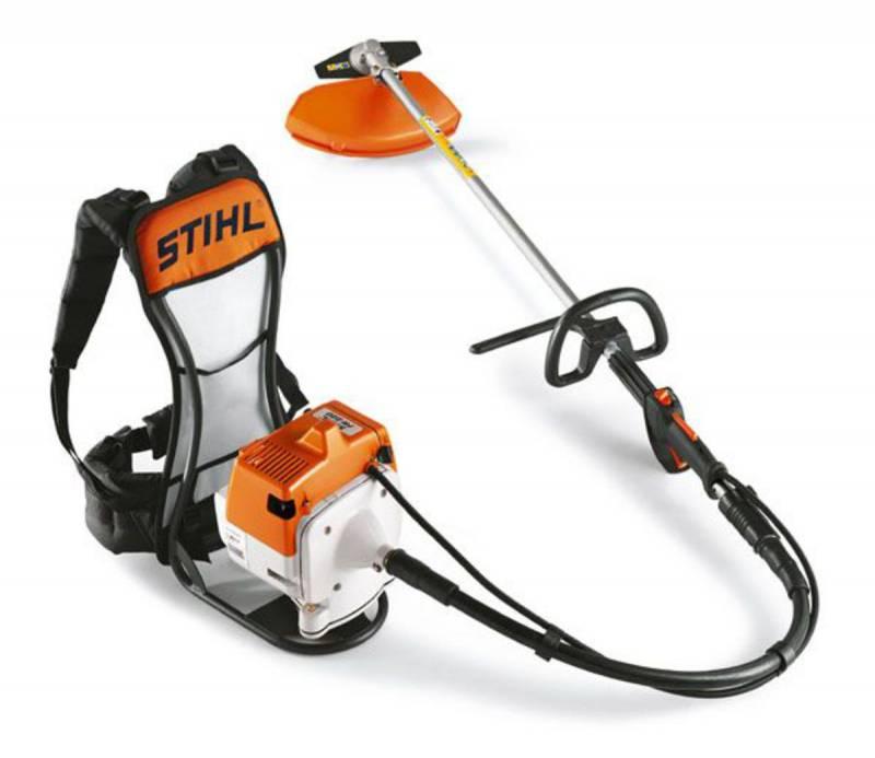 Roçadeira Costal Stihl a gasolina FR 220