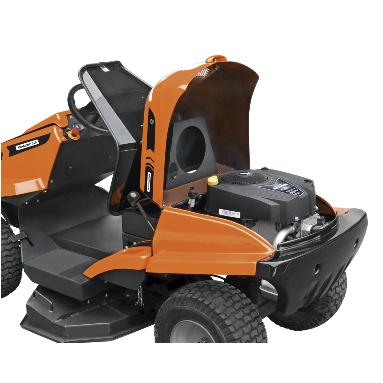 Trator Cortador de Grama Tramontina Trotter (M. 16,5 hp) 79937181 (a Gasolina)  - Direto Fábrica, Frete Grátis, Em até 12x *Consulte as condições