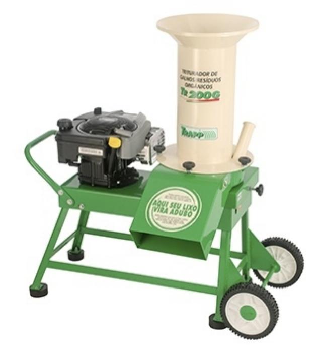 Triturador de Resíduos TR-200G 8,5HP 4T BRIGGS
