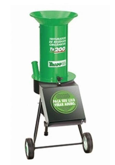 Triturador de Resíduos Trapp TR-200 1,5CV 60HZ TRIF.220V