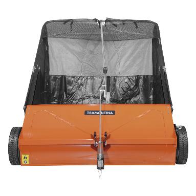 Varredor / Recolhedor Tramontina p/ Trator Cortador de Grama Trotter 79949005