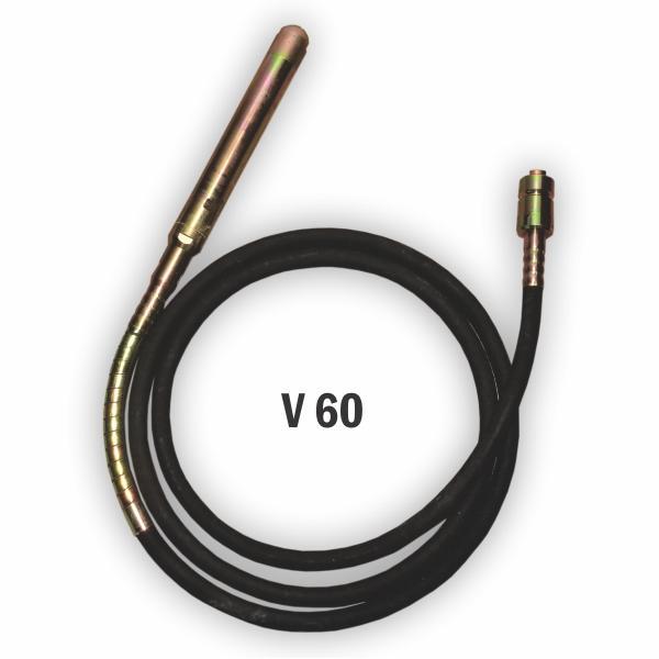Vibrador de Concreto Buffalo V60 cód 80445