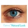 Lente Colorida Optima Natural Look - Sem Grau