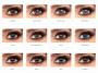 Lentes de contato coloridas FreshLook ColorBlends Sem Grau
