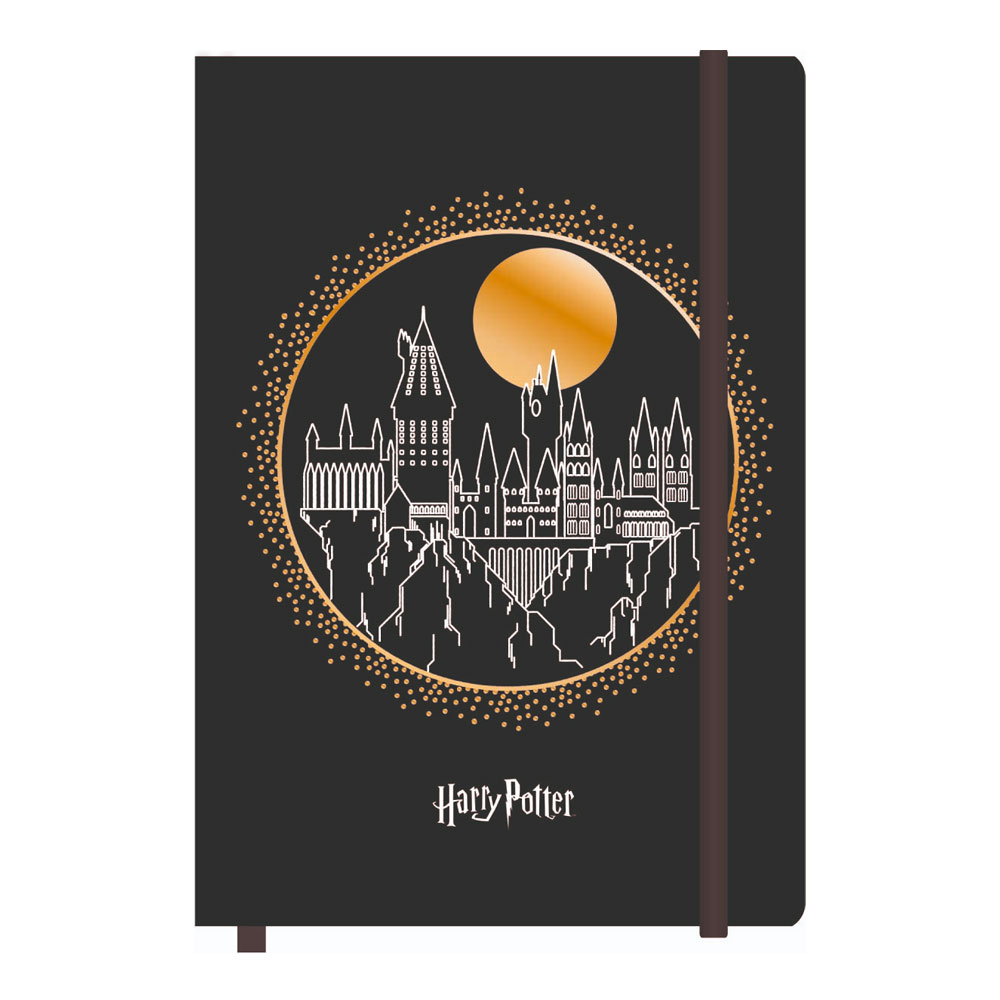 Caderneta Jandaia Harry Potter de Capa Dura