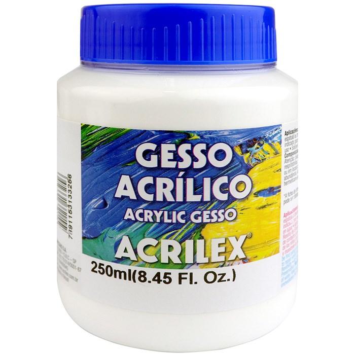 GESSO ACRILICO 250ML ACRILEX