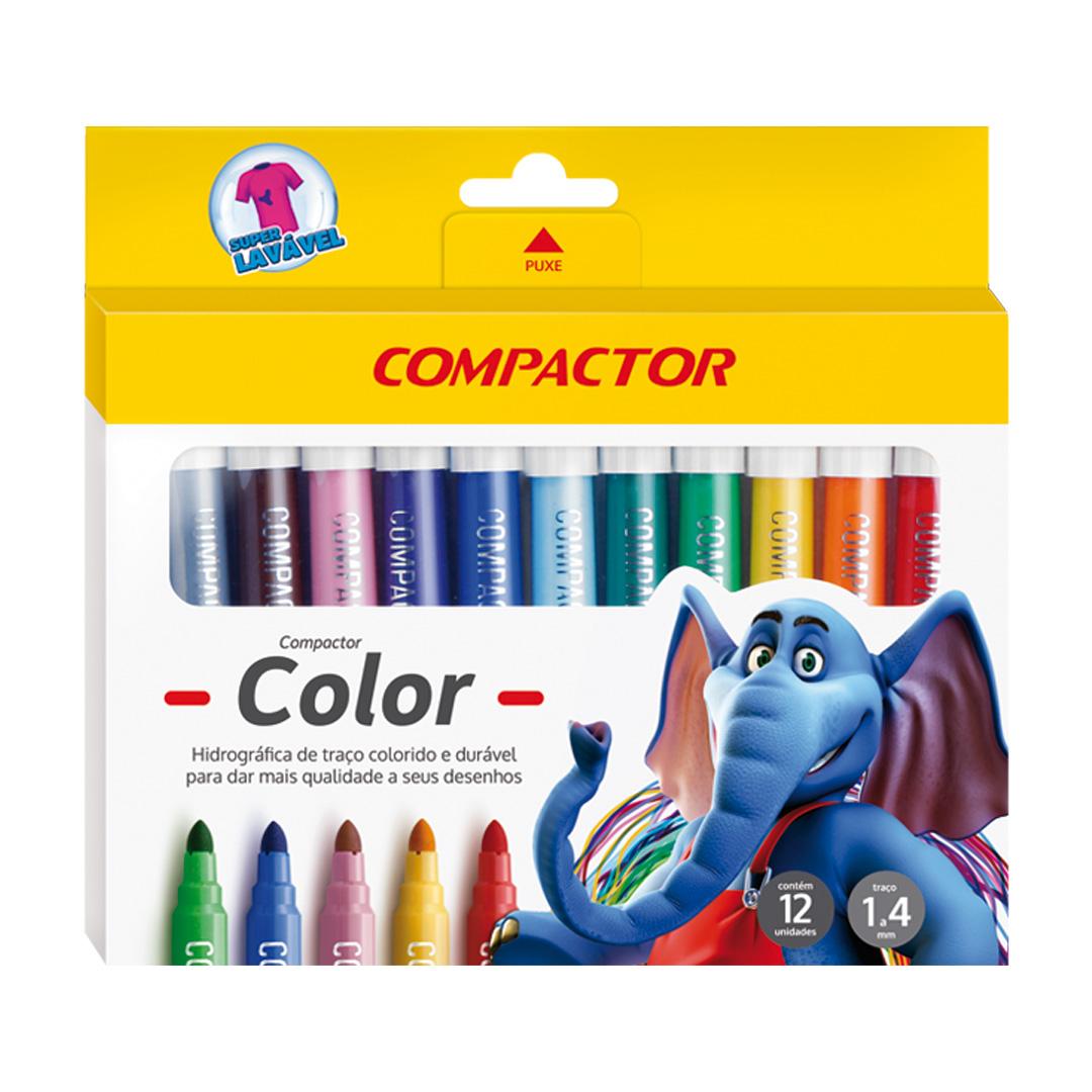 Hidrográfica Compactor Color C/12