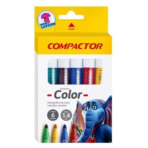 Hidrográfica Compactor Color C/6