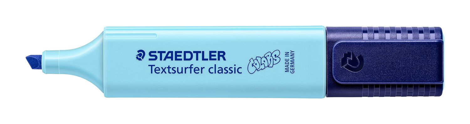 Marca Texto Textsurfer Classic Tons Pastel Staedtler