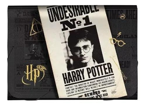 Pasta Sanfonada Harry Potter A4 12div. Dac