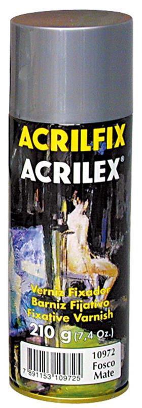 Verniz Acrilfix Fosco 300ml Acrilex