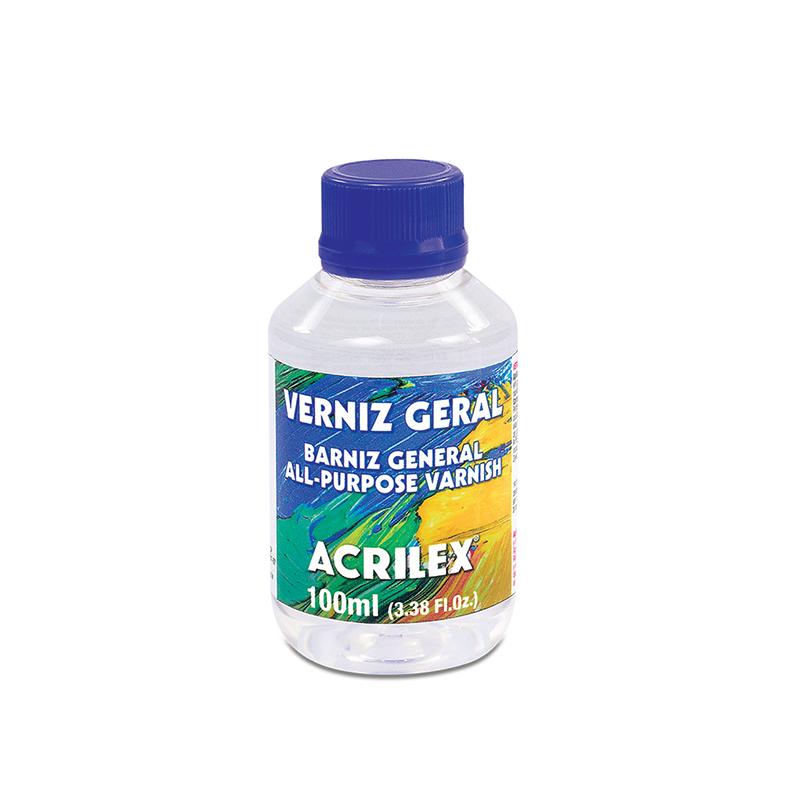 Verniz Geral 100ml Acrilex