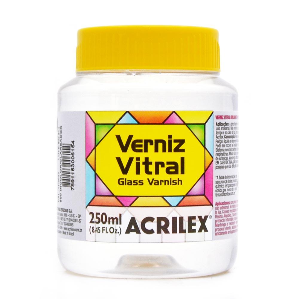 Verniz Vitral/250ml Acrilex