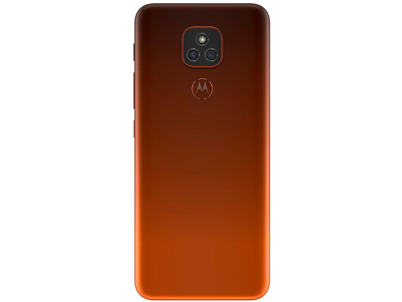 Smartphone Motorola Moto E7 Plus 64GB Bronze Âmbar 4GB Ram