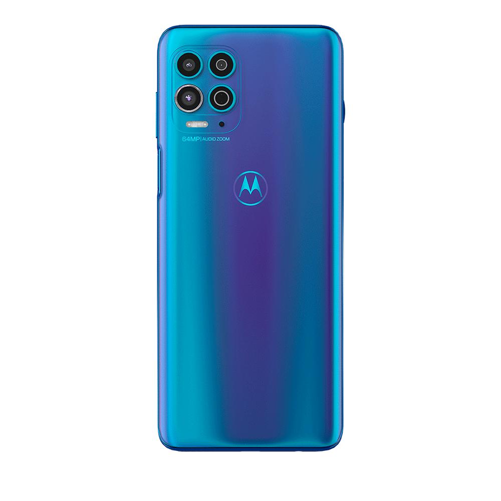 Smartphone Motorola Moto G100 256GB Luminous Ocean 12GB Ram
