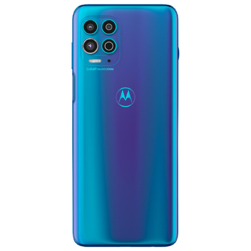 Smartphone Motorola Moto G100 256GB Luminuos Ocean 12GB Ram
