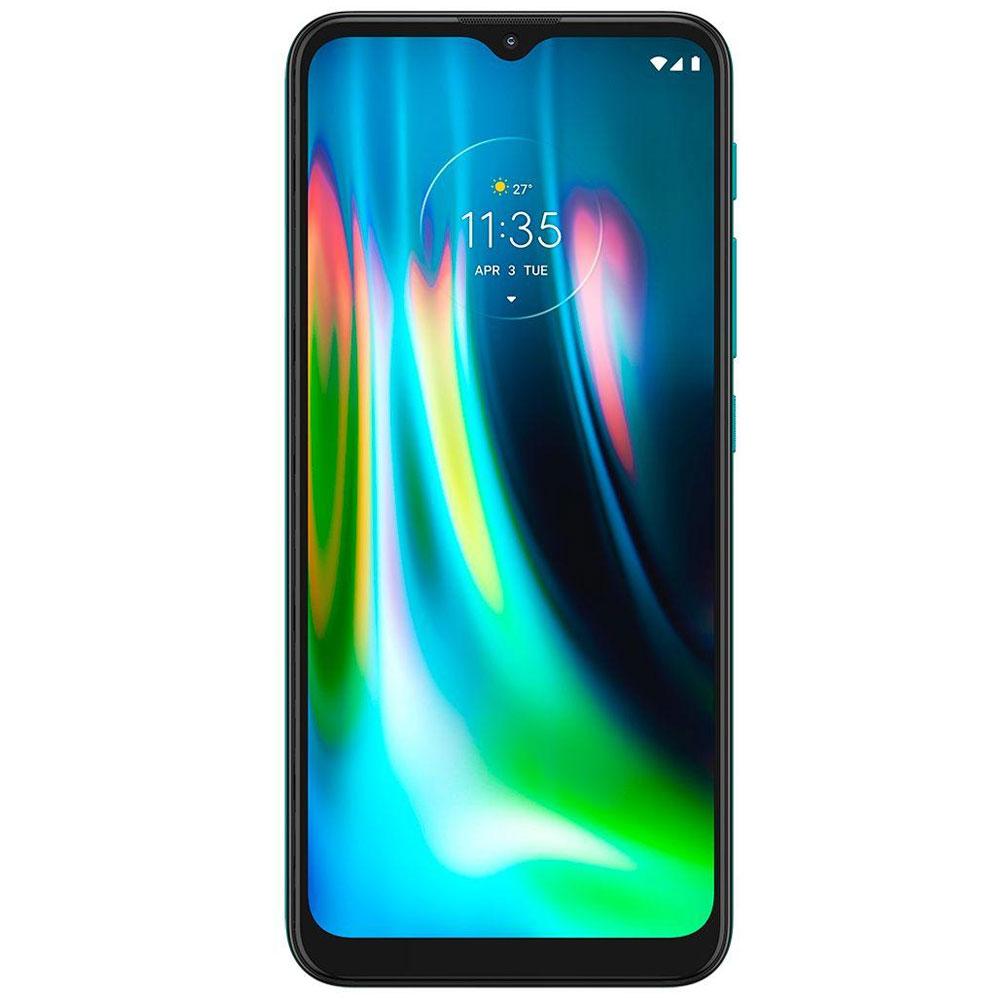 Smartphone Motorola Moto G9 PLAY 64GB Verde Turquesa 4GB Ram
