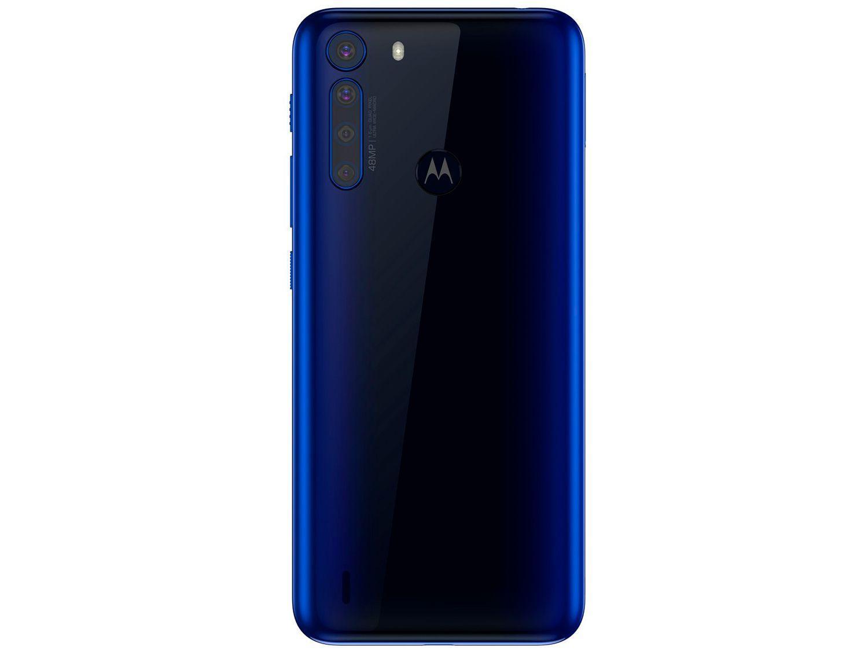 Smartphone Motorola One Fusion 128GB Azul Safira 4GB Ram