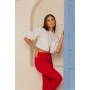 Camisa Cropped Leticia