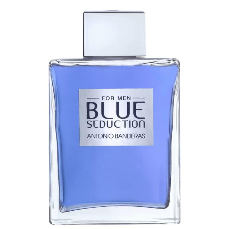 Antonio Banderas Blue Seduction Eau de Toilette Masculino