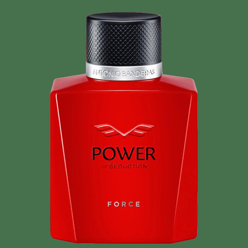 Antonio Banderas Power of Seduction Force Eau de Toilette Masculino