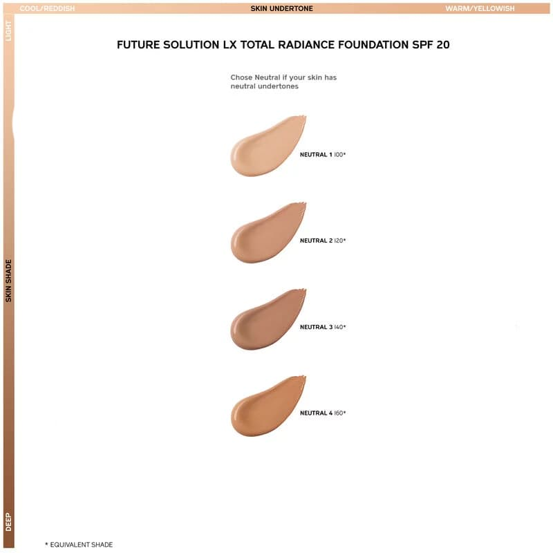 Base Cremosa Shiseido Future Solution LX Total Radiance FPS 15 30ml