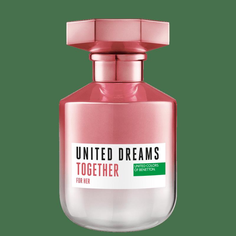 Benetton United Dreams Together For Her Eau de Toilette Feminino