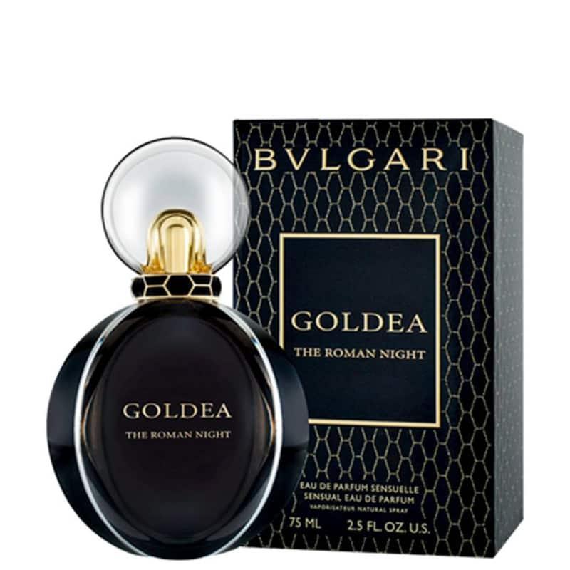 Bvlgari Goldea The Roman Night Eau de Parfum Feminino