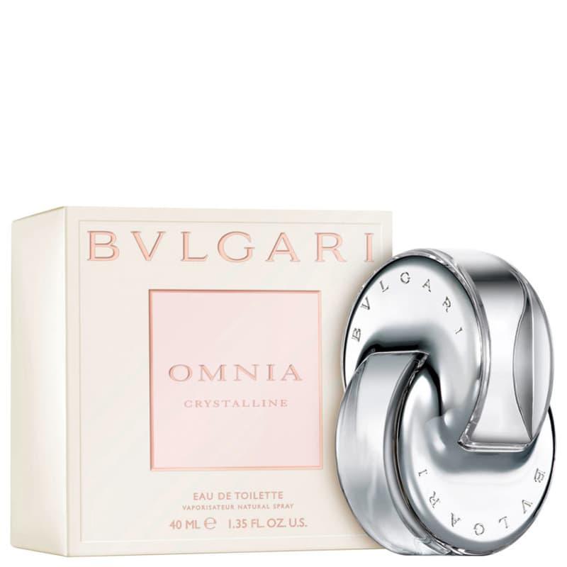 Bvlgari Omnia Crystalline Eau de Toilette Feminino