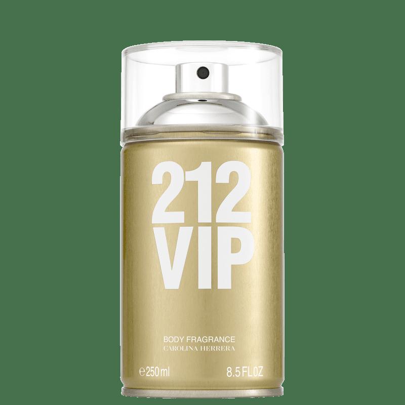 Carolina Herrera 212 VIP Body Spray Feminino 250ml