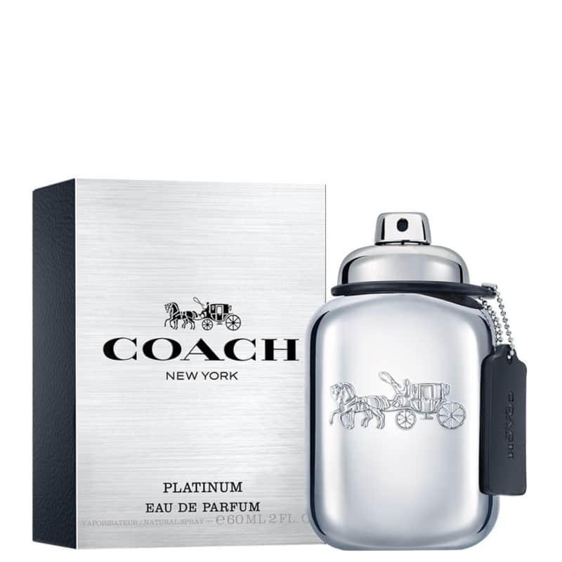 Coach Platinum Eau de Parfum Masculino