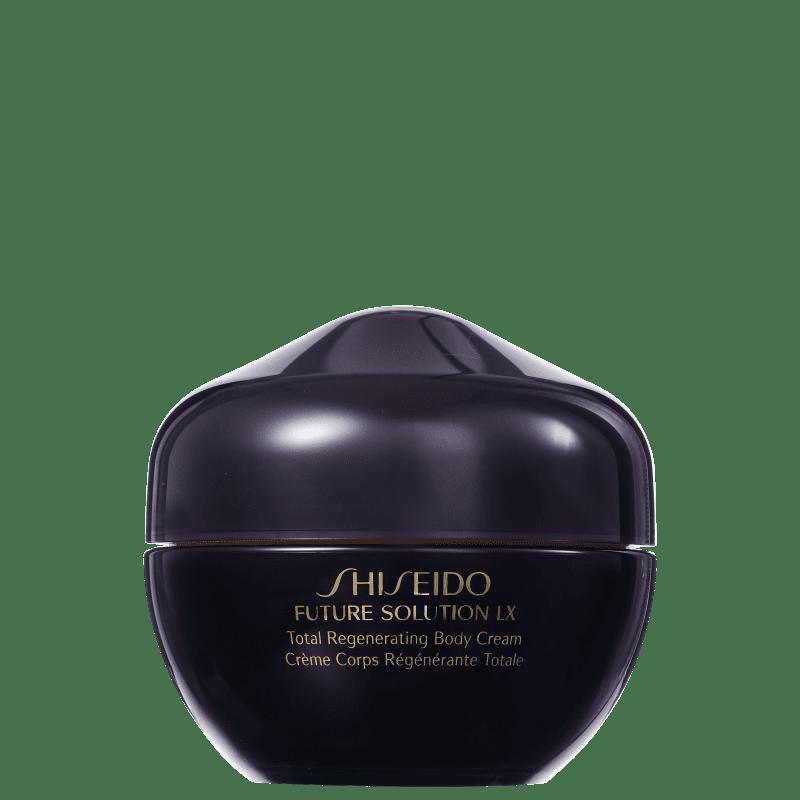 Creme Anti-Idade Corporal Shiseido Future Solution LX Total Regenerating 200ml