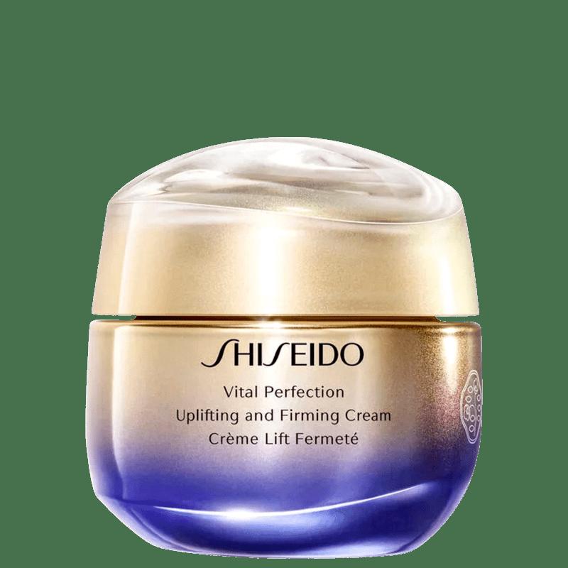 Creme Anti-Idade Hidratante Shiseido Vital Perfection Uplifting and Firming 50ml