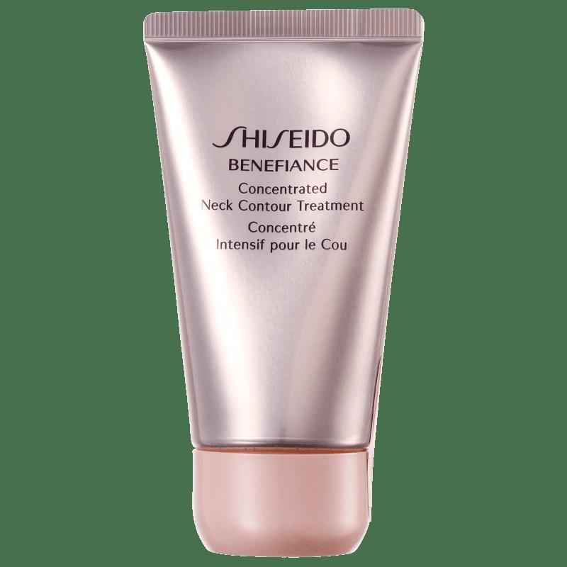 Creme para Pescoço e Colo Shiseido Benefiance Concentrated 50ml