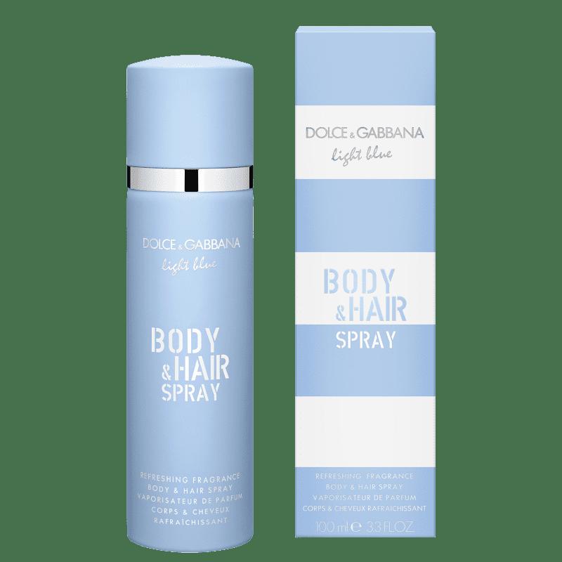 Dolce & Gabbana Light Blue Body & Hair Spray Feminino 100ml