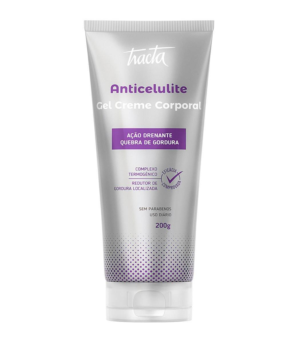Gel Creme Corporal Anticelulite 200g