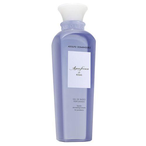 Gel de Banho Agua Fresca de Rosas Adolfo Dominguez 500 ml