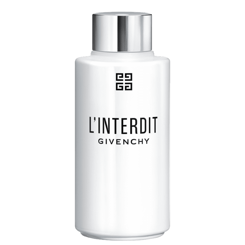 Givenchy Gel Óleo de Banho L'Interdit Eau de Parfum 200ml
