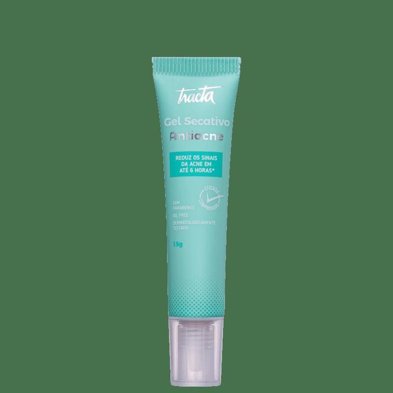 Gel Secativo para Acne Tracta Antiacne 15g