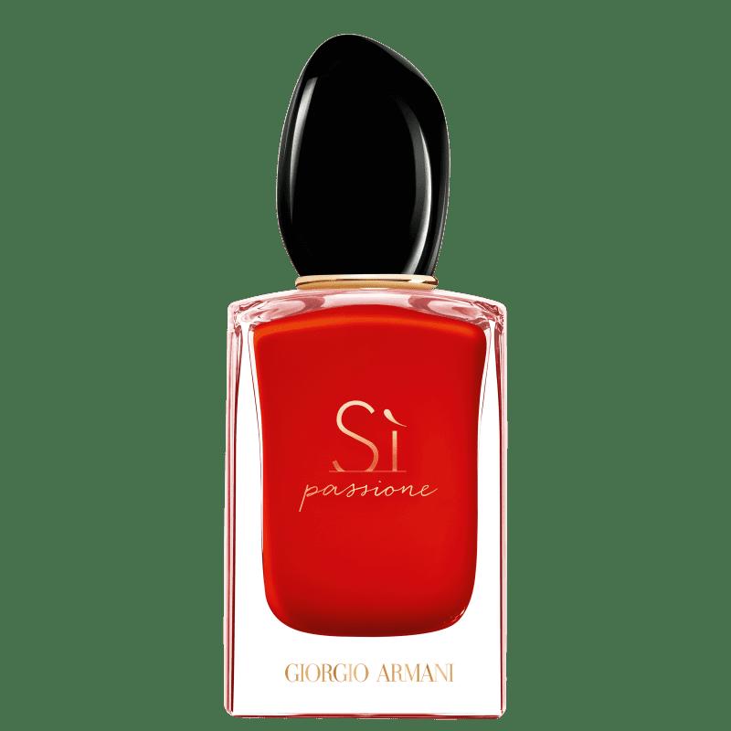 Giorgio Armani Sì Passione Eau de Parfum Feminino