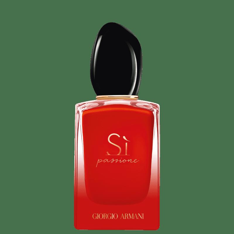 Giorgio Armani Sì Passione Intense Eau de Parfum Feminino