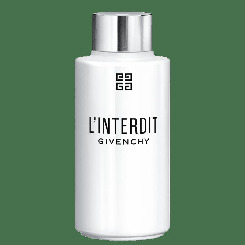 Givenchy L'Interdit Eau de Parfum Shower Gel Oil 200ml