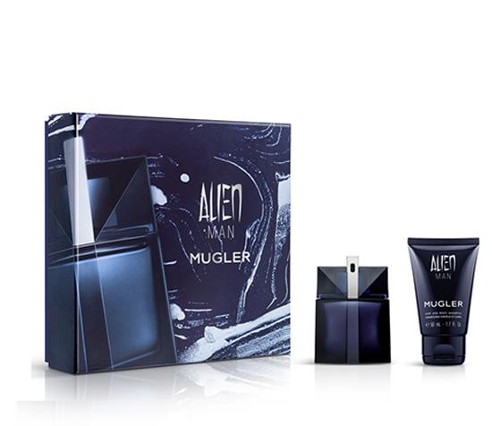 Kit Alien Man Eau de Toilette Masculino 50ml + AS 50ml