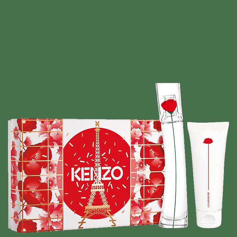 Kit Flower By Kenzo Eau de Parfum Feminino 30ml + BL 75ml