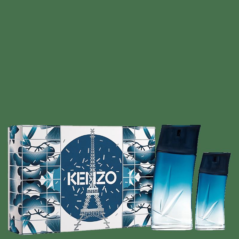 Kit Kenzo Homme Eau de Parfum Masculino 100ml + 30ml