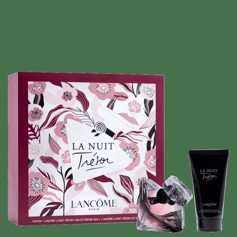 Kit Lancôme La Nuit Trésor Eau de Parfum Feminino 50ml + BL 50ml